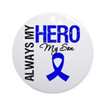AlwaysMyHero Son Ornament (Round)
