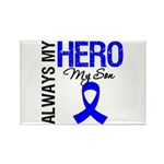 AlwaysMyHero Son Rectangle Magnet