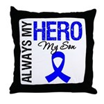 AlwaysMyHero Son Throw Pillow