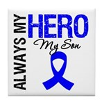AlwaysMyHero Son Tile Coaster