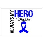 AlwaysMyHero Son Large Poster