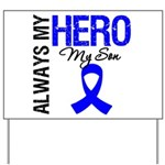 AlwaysMyHero Son Yard Sign