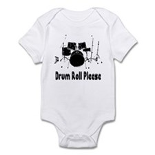 Drum Roll Please Infant Bodysuit