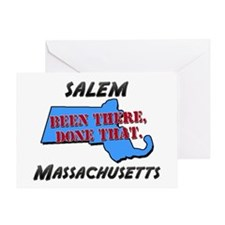 salem massachusetts - been there, done that Greeti