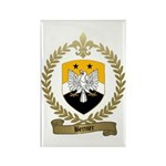 BERNIER Family Crest Rectangle Magnet