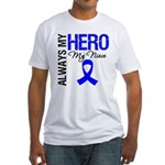 AlwaysMyHero Niece Fitted T-Shirt