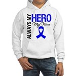 AlwaysMyHero Niece Hooded Sweatshirt