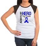 AlwaysMyHero Mother Women's Cap Sleeve T-Shirt