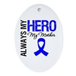 AlwaysMyHero Mother Oval Ornament