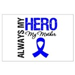 AlwaysMyHero Mother Large Poster