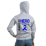 AlwaysMyHero Mommy Women's Zip Hoodie