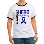 AlwaysMyHero Mommy Ringer T