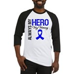 AlwaysMyHero Mommy Baseball Jersey