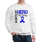 AlwaysMyHero Mommy Sweatshirt