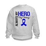 AlwaysMyHero Mommy Kids Sweatshirt