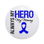 AlwaysMyHero Mommy Ornament (Round)