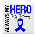 AlwaysMyHero Mommy Tile Coaster