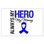 AlwaysMyHero Mommy Large Poster