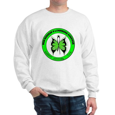 Non-Hodgkin's Survivor Sweatshirt