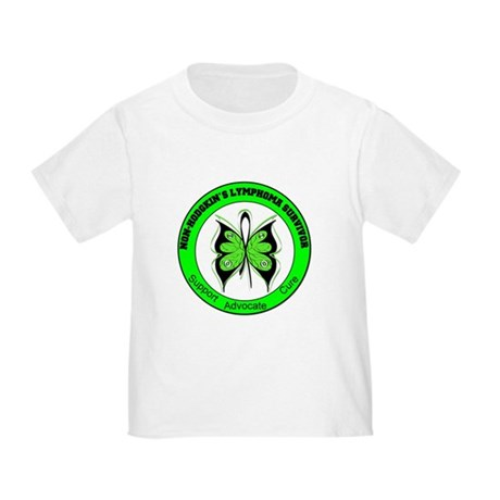 Non-Hodgkin's Survivor Toddler T-Shirt