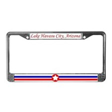 Lake Havasu City, AZ License Plate Frame