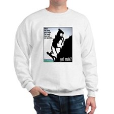 Got Mule? (Man) Sweatshirt