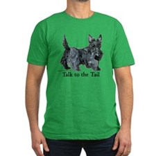Scottish Terrier Attitude T