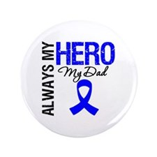 "AlwaysMyHero Dad 3.5"" Button (100 pack)"