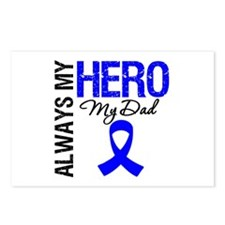 AlwaysMyHero Dad Postcards (Package of 8)