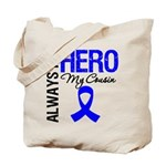 AlwaysMyHero Cousin Tote Bag