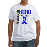 AlwaysMyHero Aunt Fitted T-Shirt