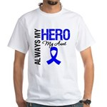 AlwaysMyHero Aunt White T-Shirt