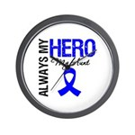 AlwaysMyHero Aunt Wall Clock
