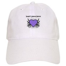 Hodgkins Survivor Tattoo Baseball Cap