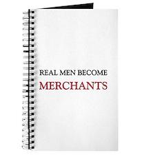 Real Men Become Merchants Journal