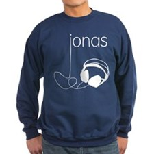 Jonas Bros Headphones Sweatshirt