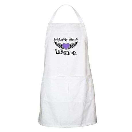 HodgkinsWarriorFighterWings BBQ Apron