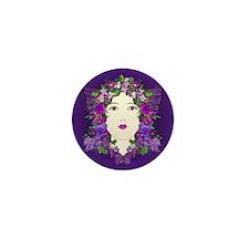 Persephone Mini Button
