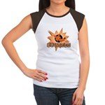 Coyotes Team Women's Cap Sleeve T-Shirt