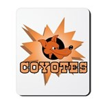 Coyotes Team Mousepad