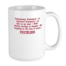 Survivor Priceless Mug