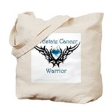 Prostate Cancer Warrior Tote Bag