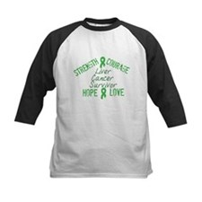Liver Inspirational Survivor Tee
