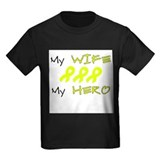 Hero Wife Yellow T