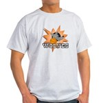 Wolves Basketball Team Light T-Shirt