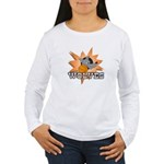 Wolves Basketball Team Women's Long Sleeve T-Shirt