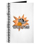 Wolves Basketball Team Journal