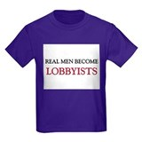 Real Men Become Lobbyists T
