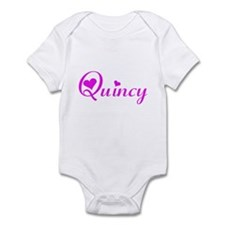 Quincy Infant Bodysuit