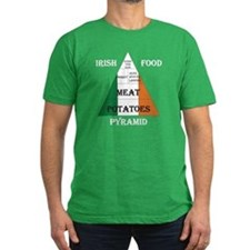 Irish Food Pyramid T